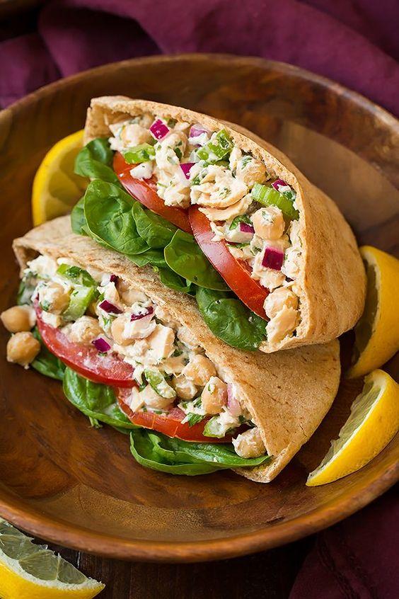 manger sandwich enceinte