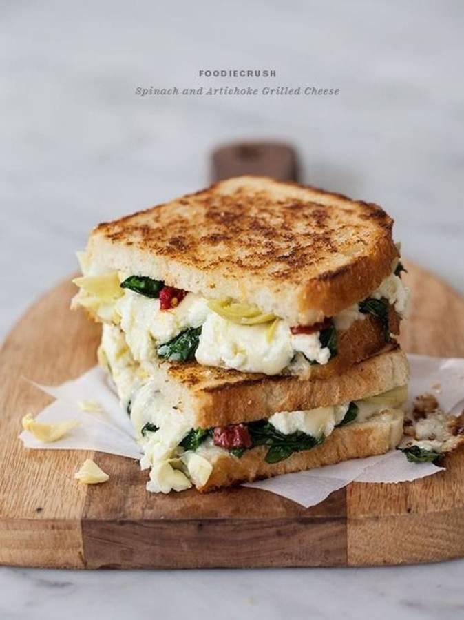 sandwich femme enceinte