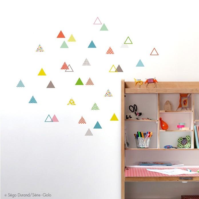 deco chambre d'enfant sticker muraux