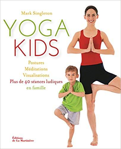 yoga en famille livre