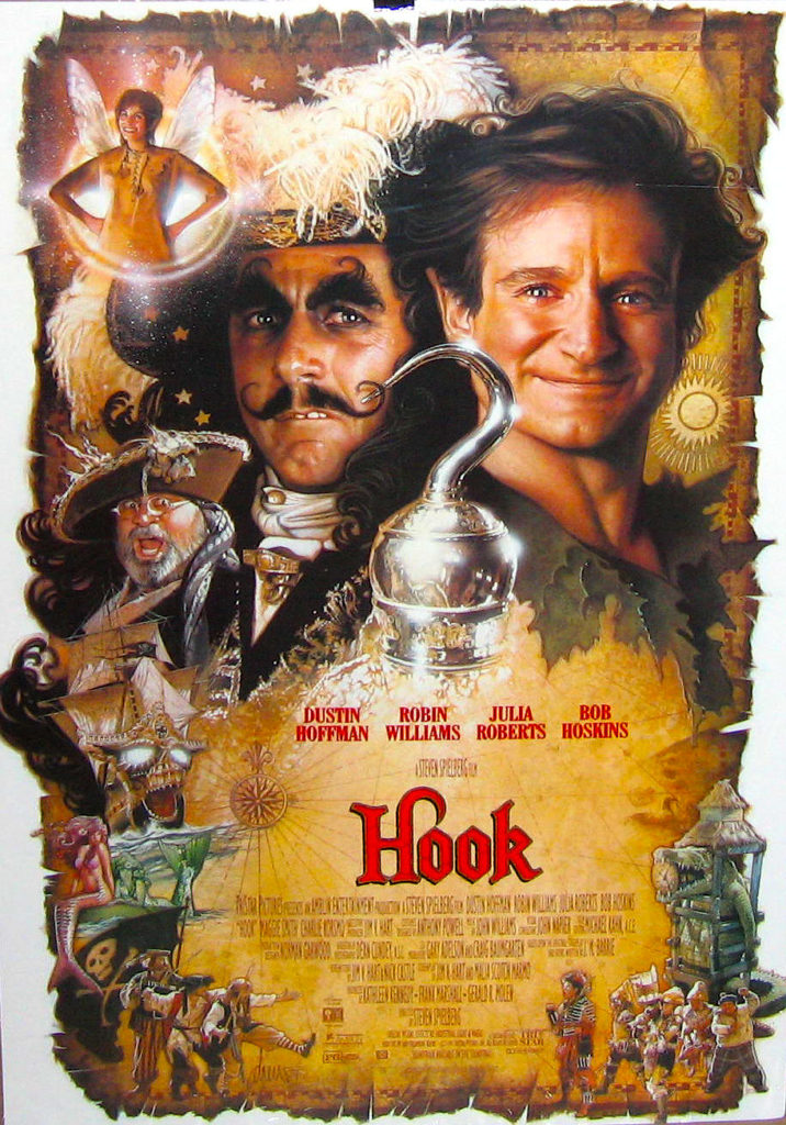hook ou la revanche du capitaine crochet film