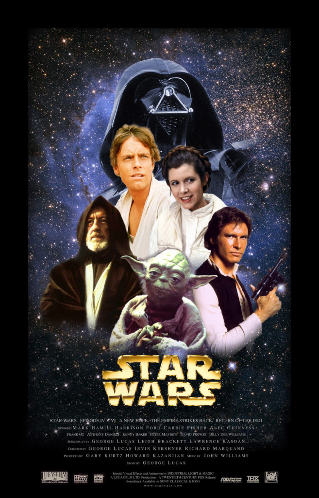 star wars film